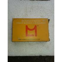 Jogo Bronzina Biela Std Metal Leve N°bb163j Chevett