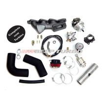 Kit Turbo Vw - Ea111 1.0 Gol / Voyage (novo) G5 Sem Turbina