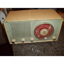 Radio Antigo Funcionando Tudo 2 Faixas