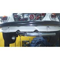 Coletor Escapamento 4x1 Fusca Esportivo Tipo Empi Phat Boy