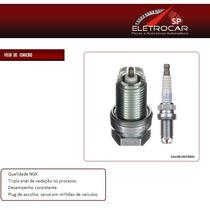 Vela De Ignição Ngk Laser Platinum Bkr6ekpa Especial Para Tu