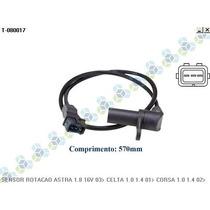 Sensor De Rotação Gm Astra 1.6 16v 03/09 - Tsa