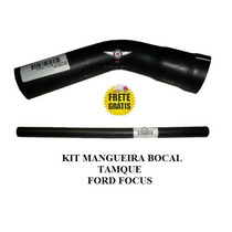Kit Mangueira Bocal Tanque Ford Focus - Frete Grates Pac
