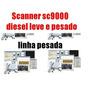 Scanner Linha Diesel Pesada Sc9000 Planatc
