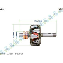 Rotor Para Alternador Colheitadeira 8040 Ford - Arielo
