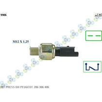 Interruptor De Pressão Direção Hidráulica Peugeot 206 - 3rho