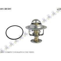 Válvula Termostática Gm S-10 Blazer 4.3 V6 Todos - Mte
