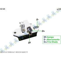 Regulador Eletronico 14v Escort Hobby - Ikro