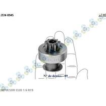 Impulsor Bendix Motor Partida Renault Clio C3l 1.6 - Zen