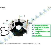 Placa Retificadora 95a Diodo 6x50a Mb 2020 L1625 - Ikro