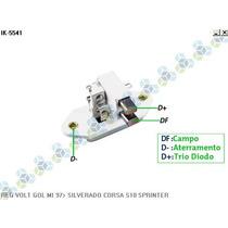 Regulador De Voltagem 14,2v Ford Escort - Ikro