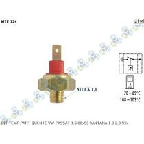 Sensor De Temperatura Santana Quantum 1.8 2.0 1990 - Mte