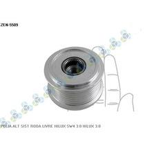 Polia Com Roda-livre Para Alternador Hilux Sw4 3.0 - Zen
