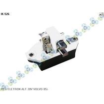 Regulador De Voltagem Eletronico Alternador 28v Volvo 85/...
