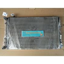 Radiador E Condensador Gol G5 Voyager Saveiro Cross Fox Polo