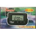 Relógio P/carros,cronometro,data, Despertador Atacado 10 Pçs