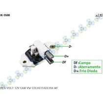 Regulador De Voltagem Renault R19 R21 - Ikro