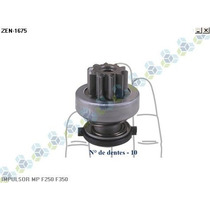 Impulsor Bendix Motor Partida Ford F250/f350 Ano 02/.. - Zen