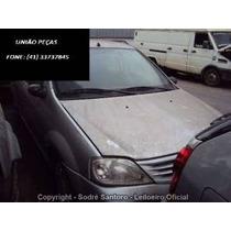 Renault Logan 1.0 16v - Caixa De Cambio Mecânica