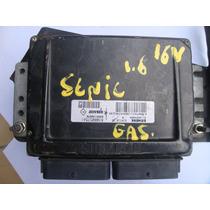 Modulo De Injeção Senic\megane 1.6 16v Gasolina Sirius 32