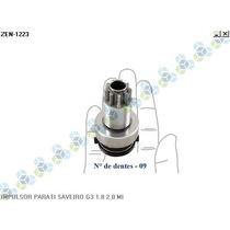 Impulsor Bendix Motor Partida Santana 1.8 Mi E 2.0 Mi - Zen