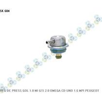 Regulador De Pressão Combustível Gol 1.6 1.8