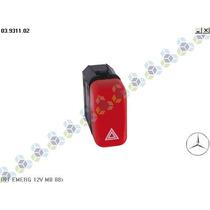 Interruptor Emergência Mercedes Ônibus Caminhão 1214- Kostal