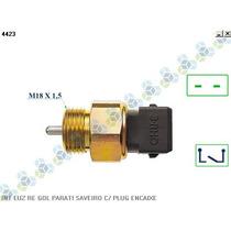 Interruptor De Luz De Ré Vw Gol 96/... 1.0 - 3rho