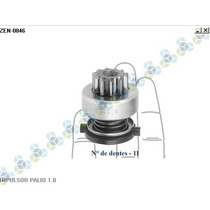 Impulsor Bendix Motor Partida Palio 1.0 Mpi 8v - Zen