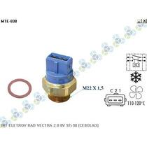 Termo Interruptor Radiador Vectra 2.0 8v 97/98 - Mte