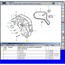 Tampa D Caixa D Distribuição Ranger S10 F1000 2.5 2.8 Maxion