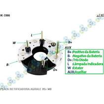 Placa Retificadora 95a Diodos 6x35a Agrale M90 - Ikro