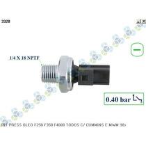 Interruptor De Pressão Do Óleo Ford F250 98/02 - 3rho