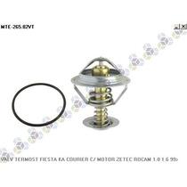 Válvula Termostática Fiesta 1.0 1.6 Zetec Rocam 99/02 - Mte