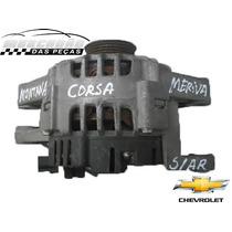 Alternador Corsa/meriva 1.0 /montana S/ar 60a