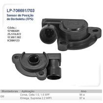 Sensor Posição Borboleta Tps Corsa 1.0/1.6 Mpfi 01/.....