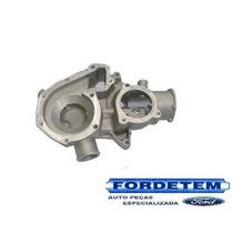 Carcaça Bomba De Agua Escort/ Verona/ Gol Motor Cht