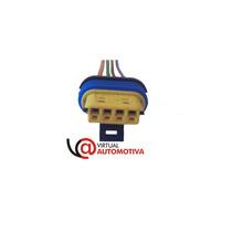 Chicote Plug Conector Motor Passo: Corsa, Blazer, S10, Monza
