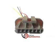 Soquete Plug Conector Modulo Ignição: Gol, Voyage, Parati