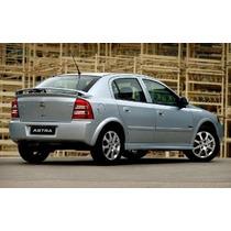 Escapamento Esportivo Astra Hatch 1.8 2.0 8v 16v 98 Até 2012