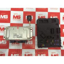Kit Modulo Injeção Completo Citroen C3 749 1.4 Flex