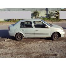 Caixa De Cambio Renault Clio 1.6 16v 2007 C/ Nota E Garantia