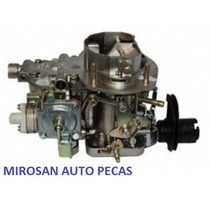 Carburador Opala/caravan/pick-up - Motor 2.5 4 Cilindros 11/