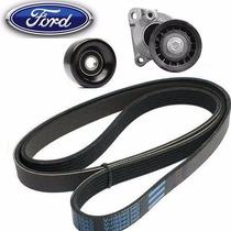 Kit Correia Alternador Ford Focus 2.0 16v Duratec
