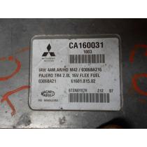 Modulo De Injeção Pajero Tr4 Flex Ca160031