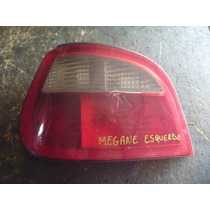 Lanterna Traseira Lado Esquerdo Renault Megane 01 C/ Detalhe
