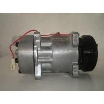 Compressor De Ar Condicionado Ducato 2.8 - Novo