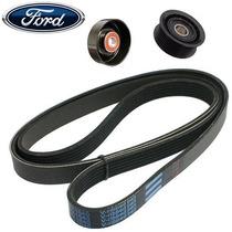 Correia Alternador Acess. Ford Focus 2.0 16v 05/. Duratec