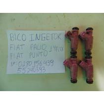 Bico Ingetor Fiat Palio, Punto, Siena 1.4 Flex Original.