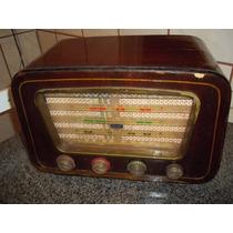 Radio Antigo Funcionando Tudo 4 Faixas